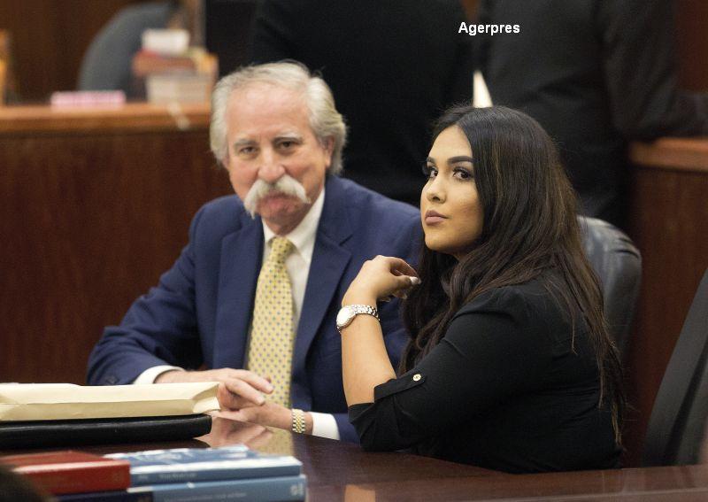 Profesoara din SUA, condamnata la 10 ani de inchisoare dupa ce a sedus un elev. Tanara a ramas gravida cu acesta