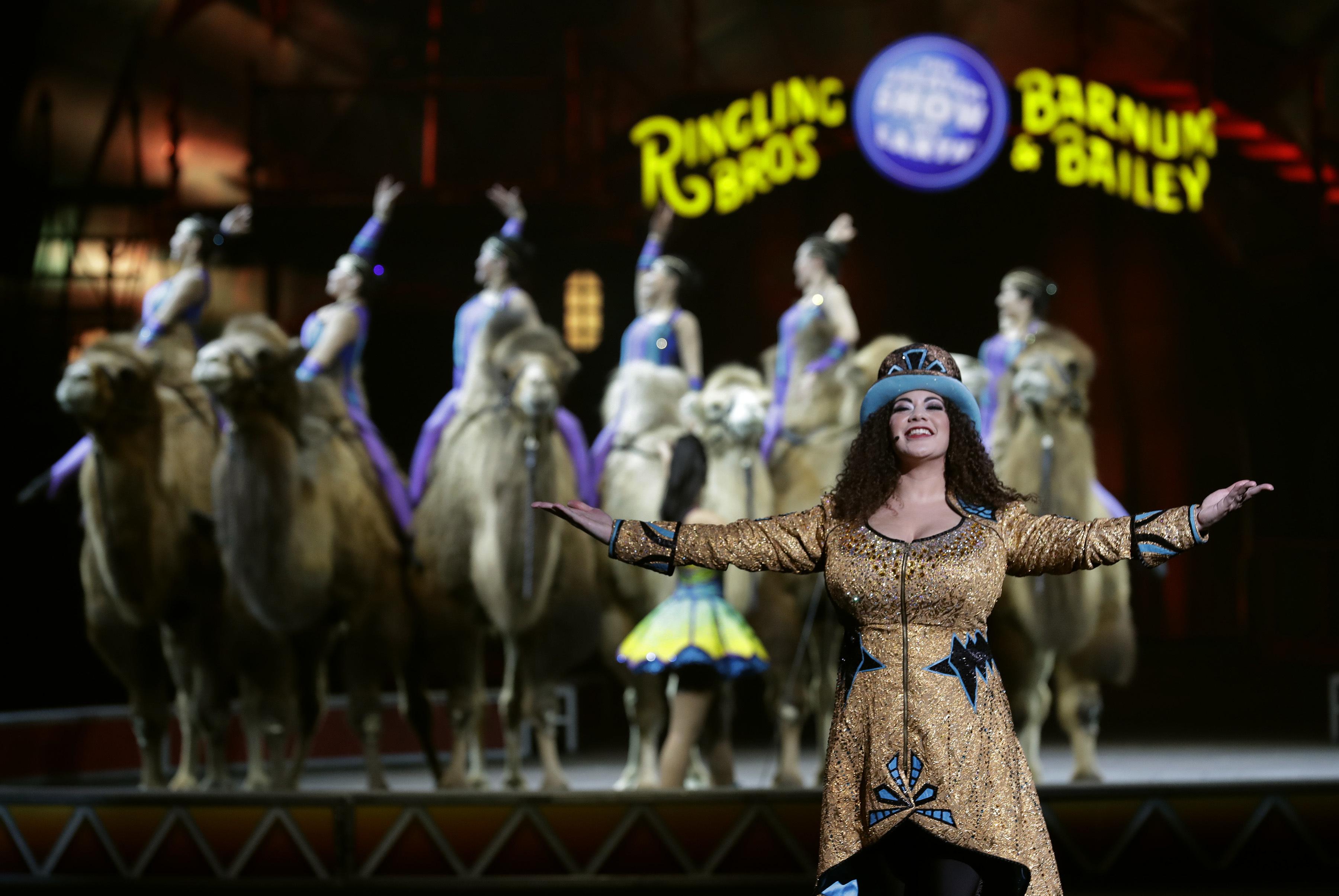 Celebrul circ Barnum din SUA se inchide dupa 146 de ani. Activistii pentru drepturile animalelor saluta decizia luata