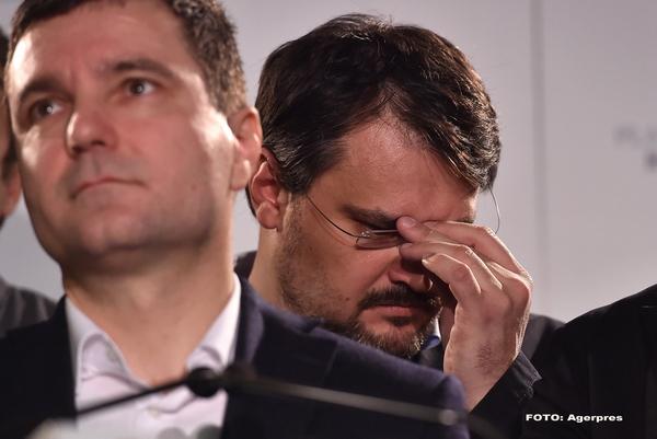 Liderul USR, Nicusor Dan: Vor beneficia de gratierea unor pedepse Dan Voiculescu, Liviu Dragnea sau Calin Popescu Tariceanu