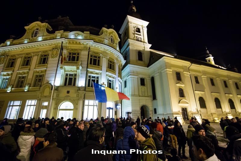 Manifestatie inedita, anuntata duminica in Sibiu. Oamenii vor protesta prin cultura, citind carti: Sa aratam ca suntem culti
