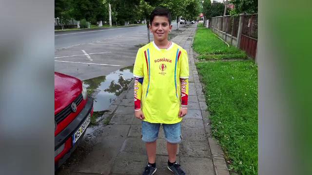 Lupta pentru salvarea vietii unui baiat de 13 ani, diagnosticat cu leucemie. Copilul are o grupa sanguina foarte rara
