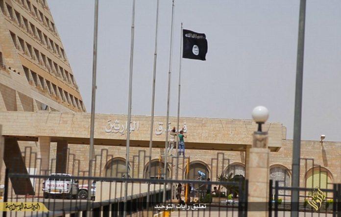 Teroristii din Statul Islamic au aruncat in aer un hotel de 236 de camere din Mosul. Care a fost scopul. FOTO