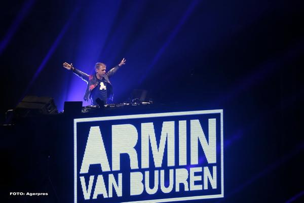 Untold 2018. Armin van Buuren vine anul acesta cu o surpriză