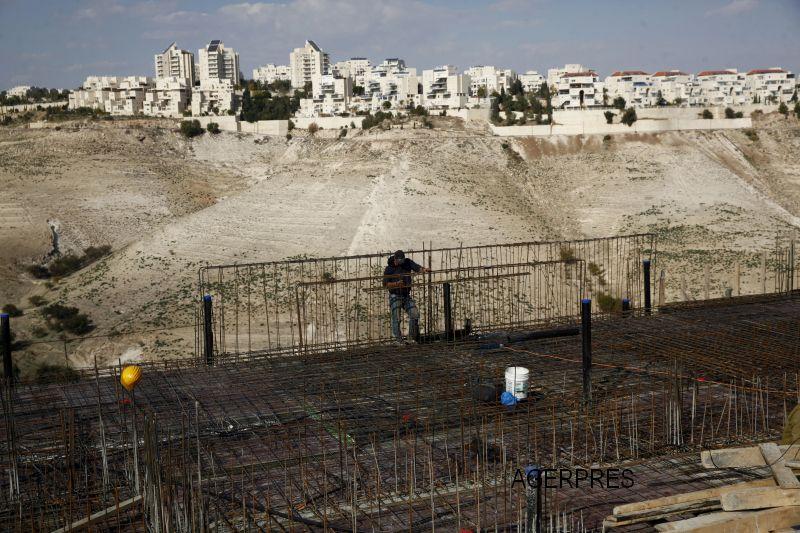 Israelul va construi 2500 de locuinte coloniale in Cisiordania.