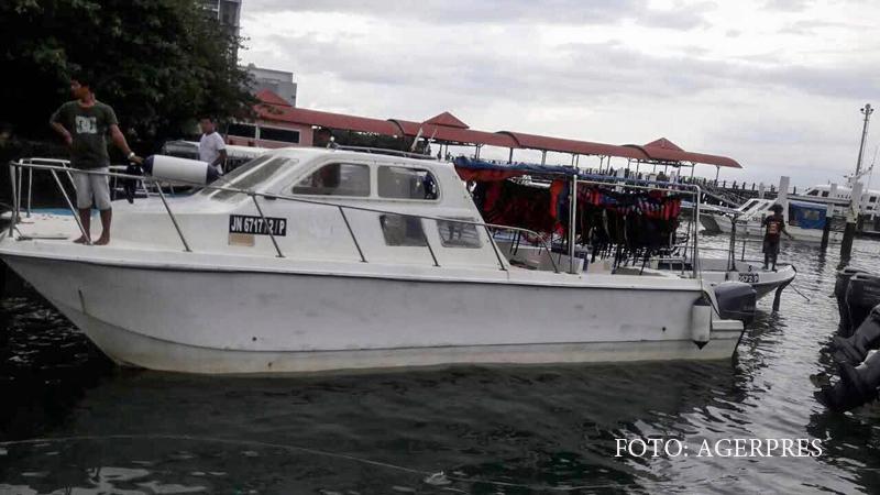 Nava disparuta in Marea Chinei de Sud a fost gasita. 25 de oameni de la bord erau inca in viata