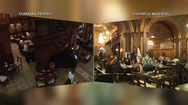 Legea antifumat si efectul ei neasteptat: incasari mai mari in restaurante.