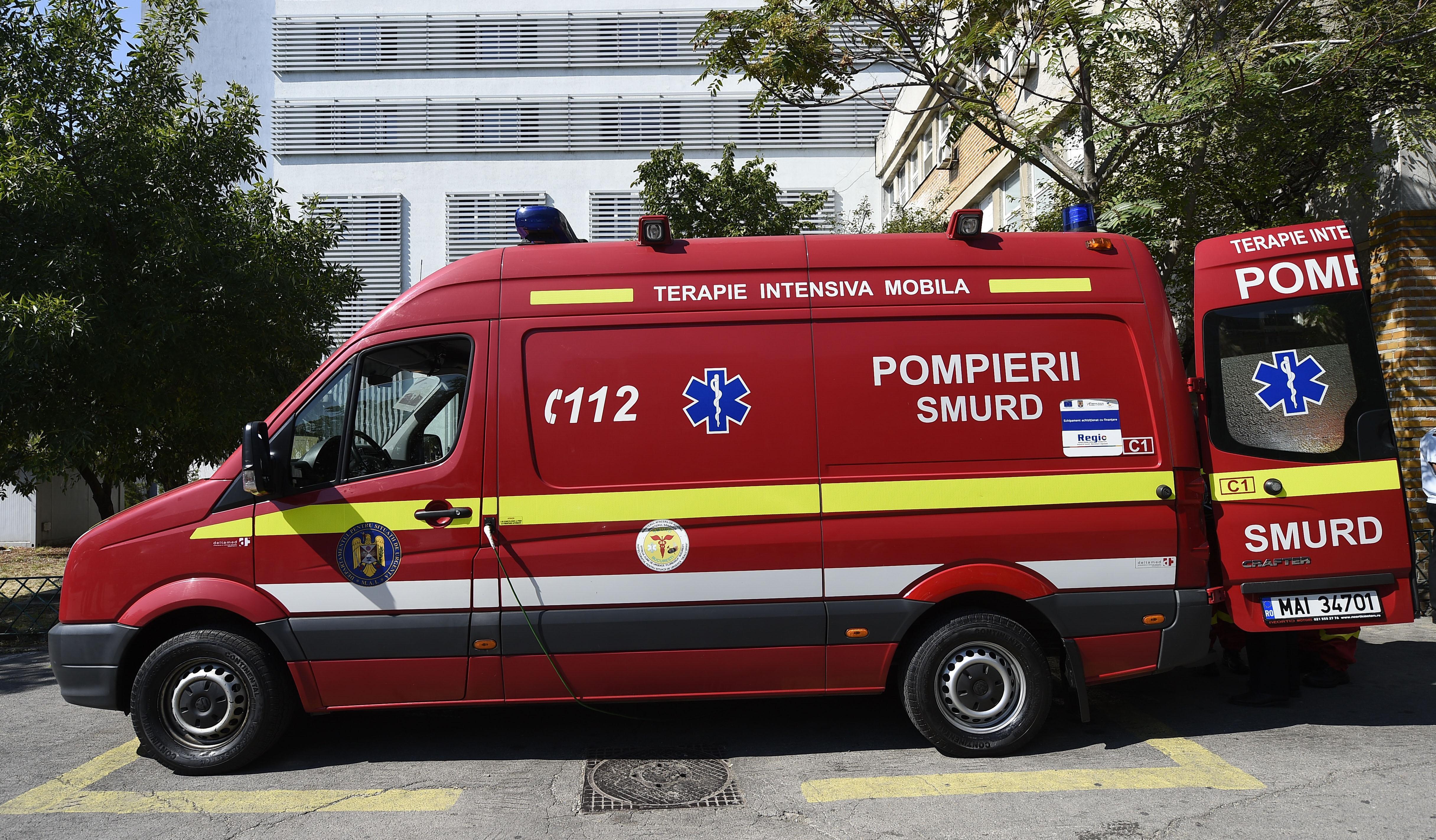 Accident grav în Capitală. Un motociclist a murit pe podul Mihai Bravu din Capitală