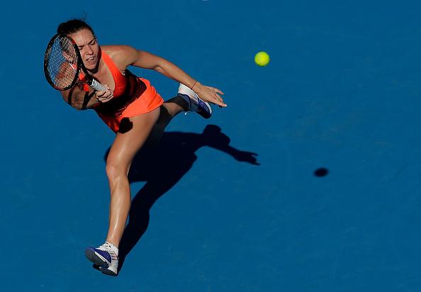 Simona Halep neagă că ar avea un nou sponsor.