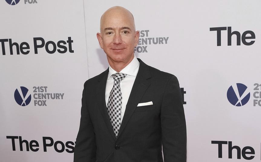 Cine ar fi amanta lui Jeff Bezos, cel mai bogat om din lume. FOTO