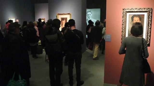 Picturi ce ar fi fost realizate de Modigliani, expuse la Genoa, declarate false