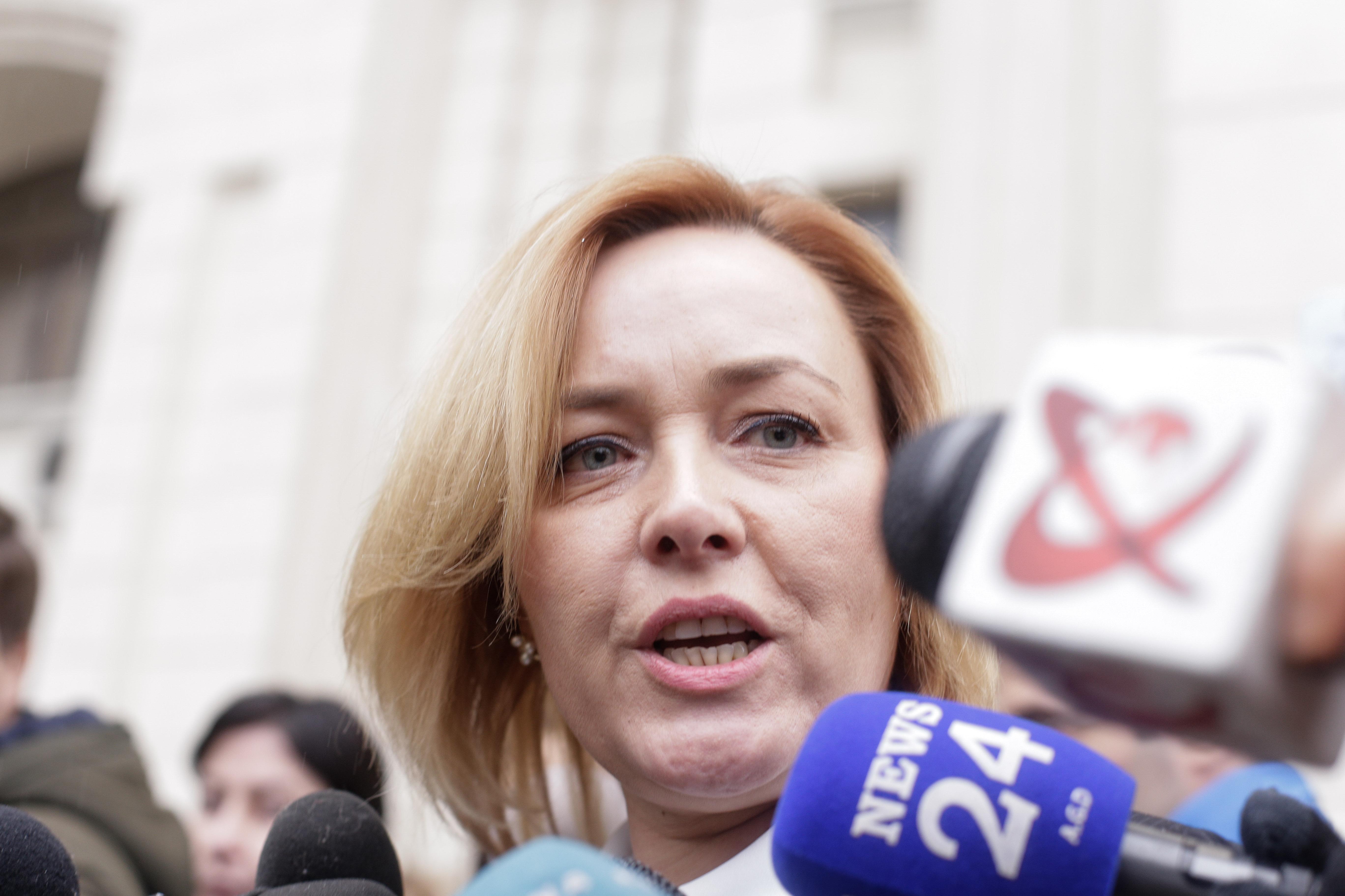 Carmen Dan i-a cerut lui Kovesi să revoce detașarea polițiștilor nominalizați de Vlad Cosma