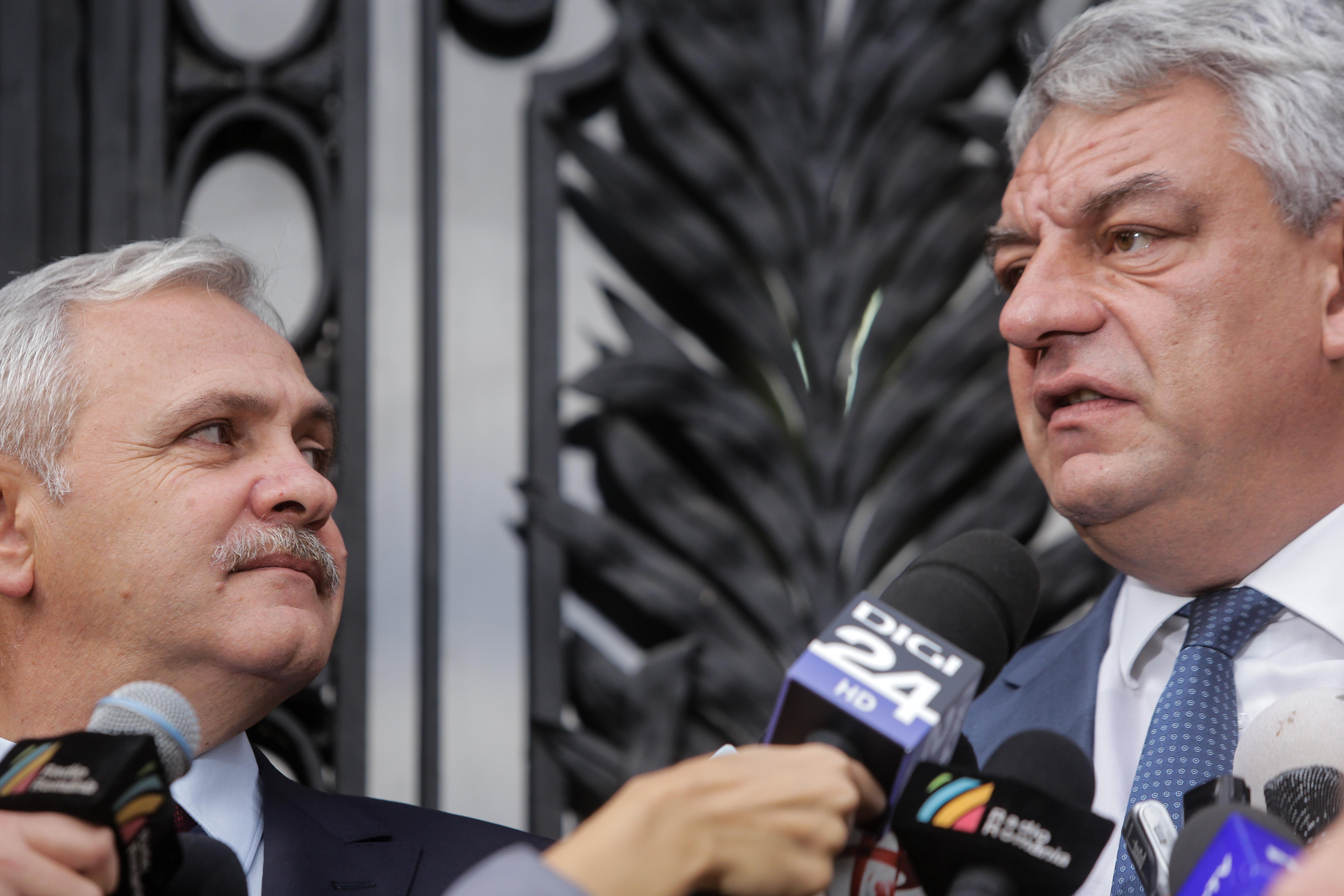 """Liviu Dragnea: """"Încă sper ca Mihai Tudose să rămână prim-ministru"""""""
