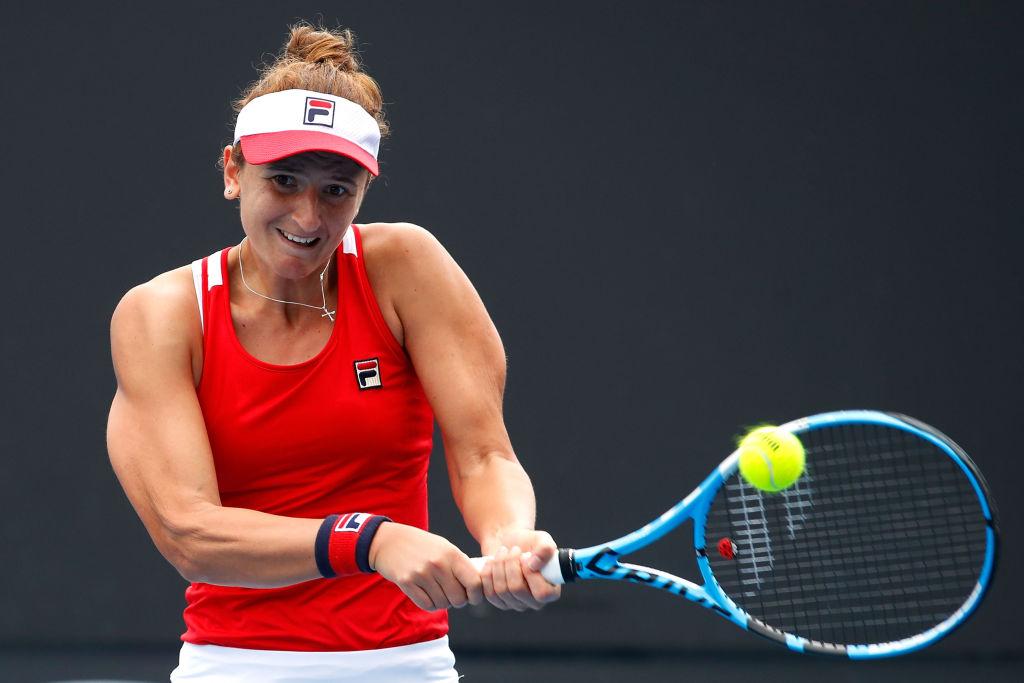 Irina Begu, eliminată de Karolina Pliskova în turul 2 la Indian Wells