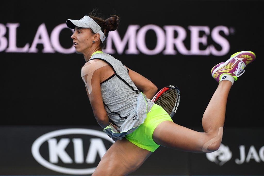 Mihaela Buzărnescu, eliminată în optimile turneului de la Doha