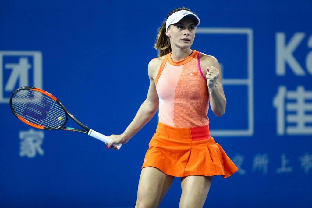 Ana Bogdan, învinsă de Garbine Muguruza în semifinale la Monterrey. Câte locuri a urcat în topul mondial