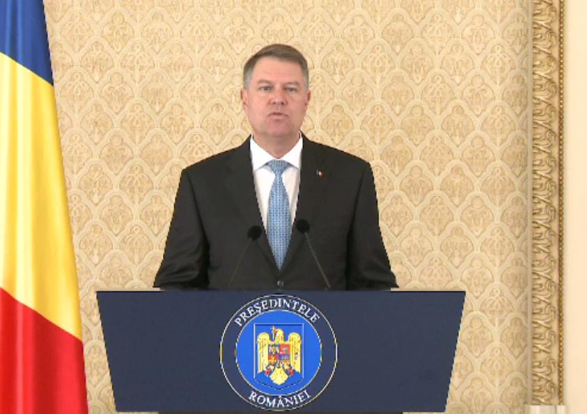 Iohannis, în discursul de Ziua Unirii Principatelor: Guvernanţii au datoria de a fi mai atenţi la cerinţele cetăţenilor