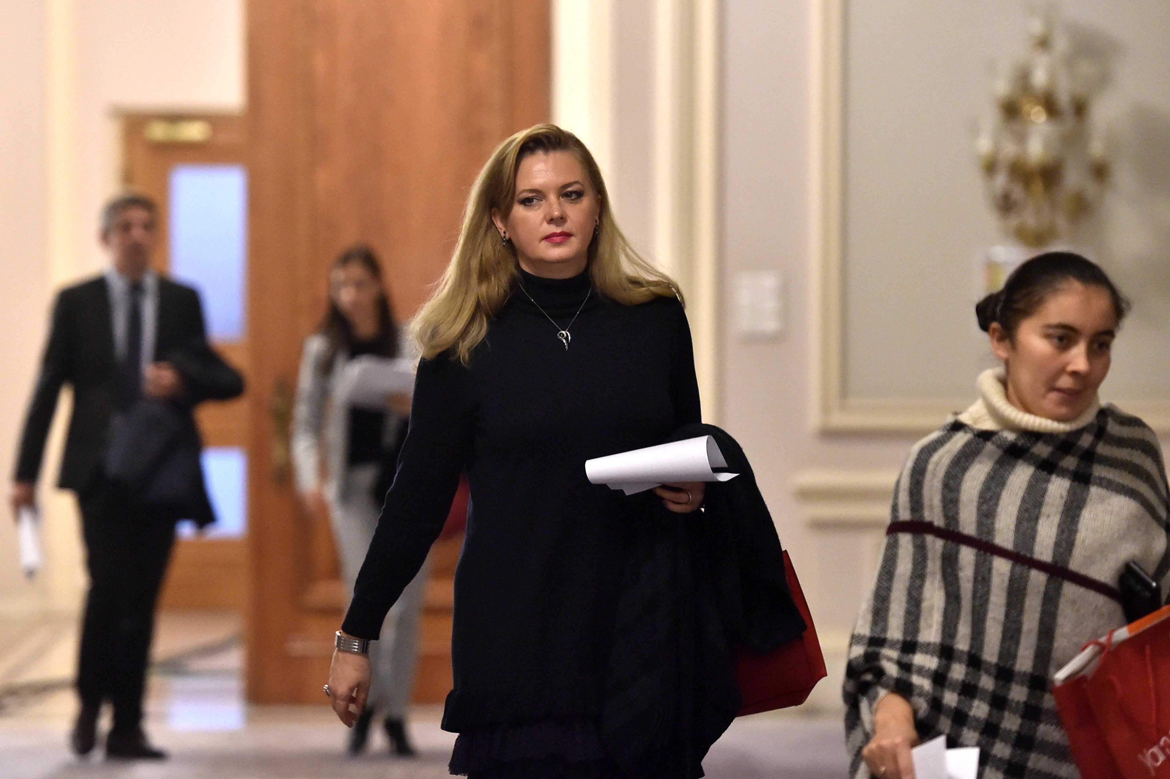 Deputatul PNL Roberta Anastase a fost audiată la DNA în calitate de martor