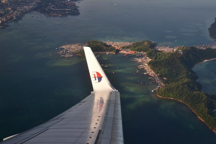 Coşmar la bordul unui avion Malaysia Airlines.