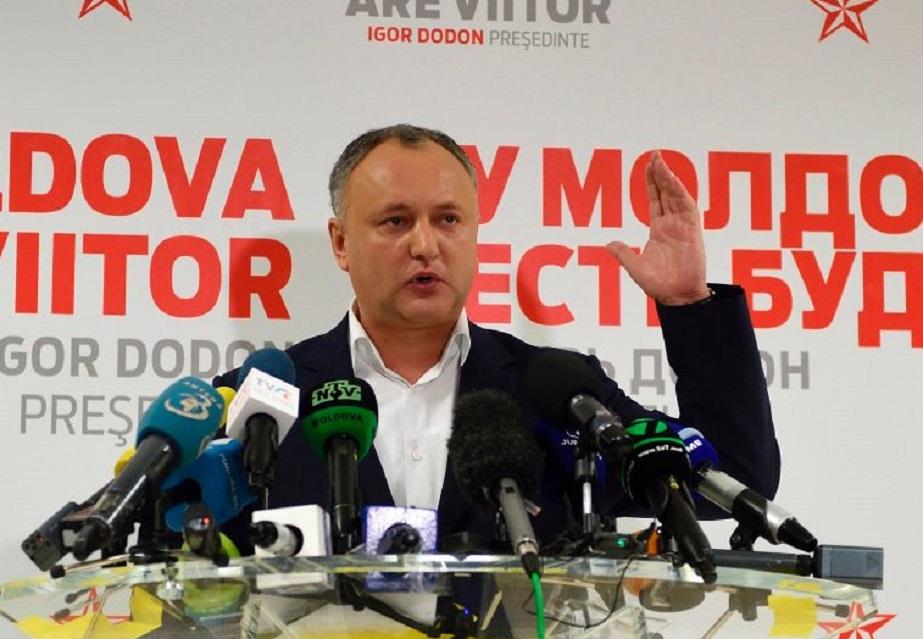 Primul mesaj al lui Igor Dodon, după ce a ajuns la spital, din cauza unui accident rutier