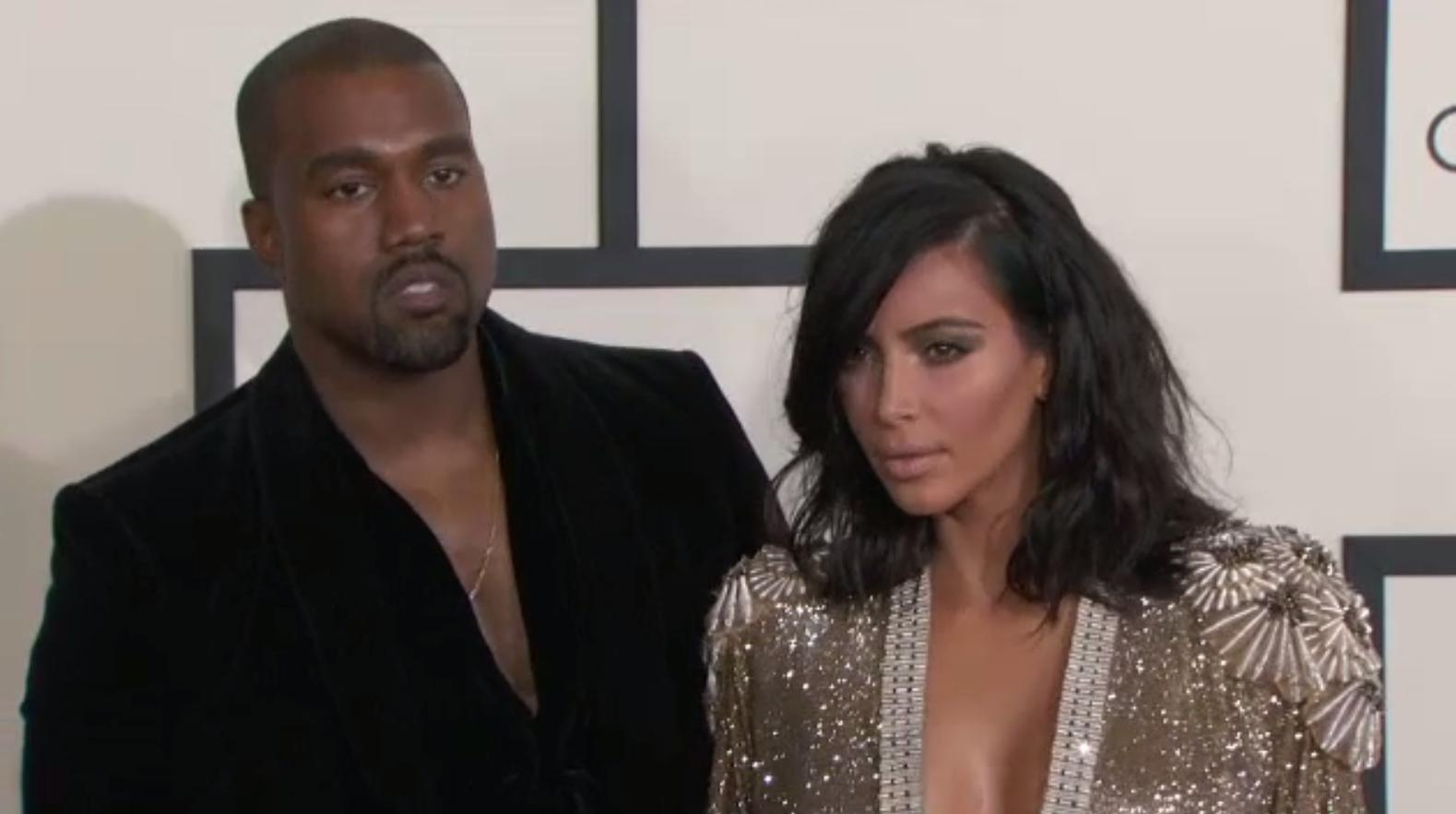Kim Kardashian şi rapperul Kanye West au anunţat numele celui de-al treilea copil al lor