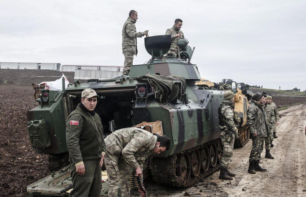 Scandal în Germania. S-a descoperit că Turcia folosește tancuri germane ca să ucidă kurzi