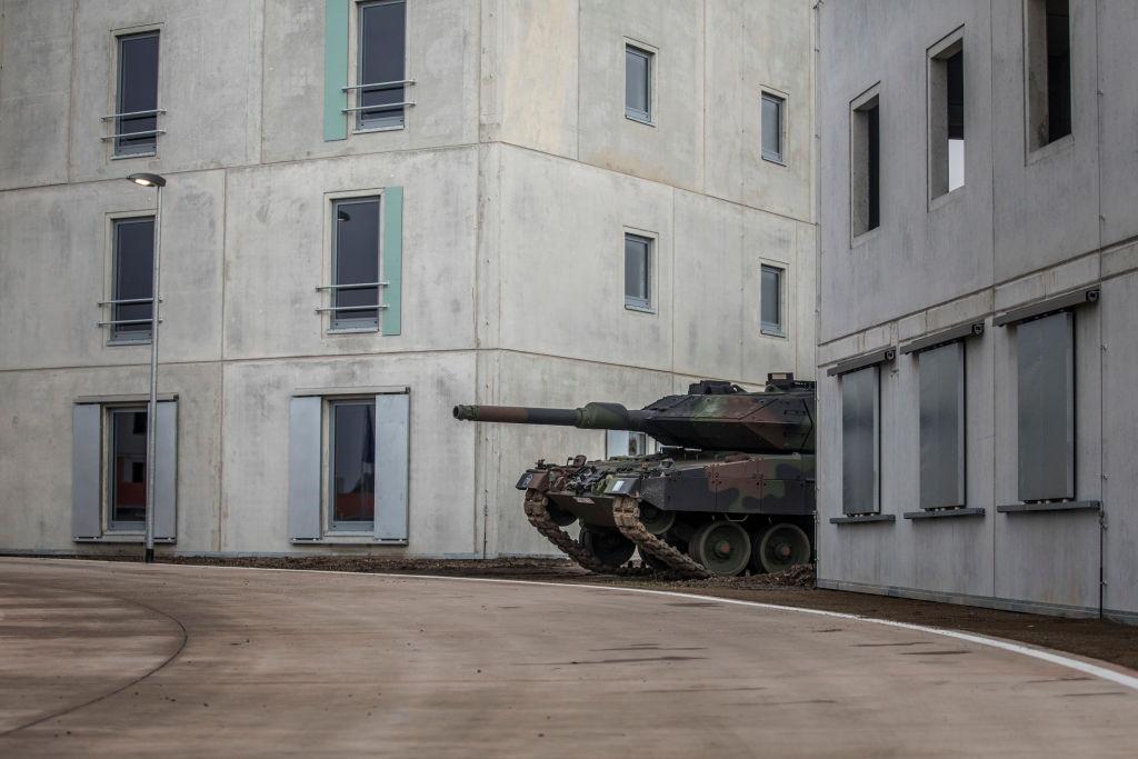 Germania trimite tancuri în Lituania, ca răspuns la amenințarea rusă