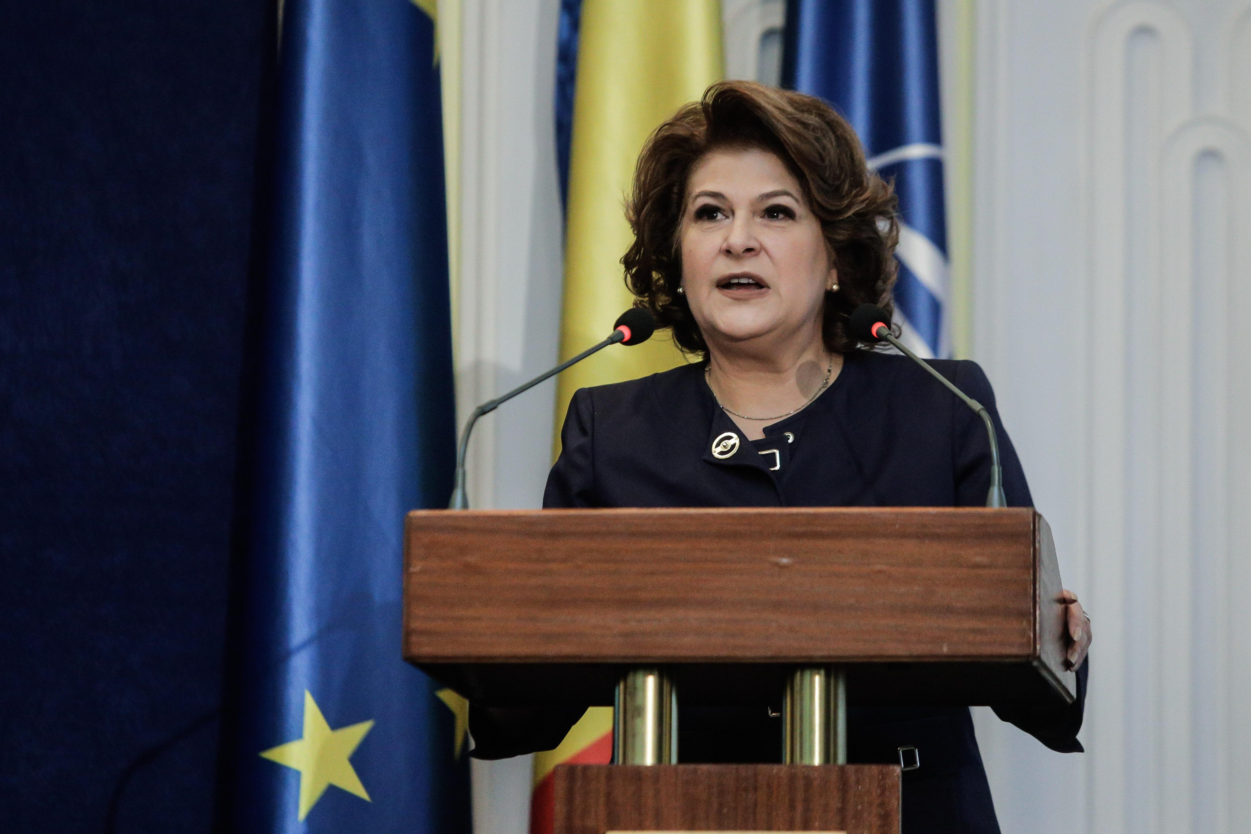 Cine este Rovana Plumb, propunerea de ministru al Fondurilor Europene