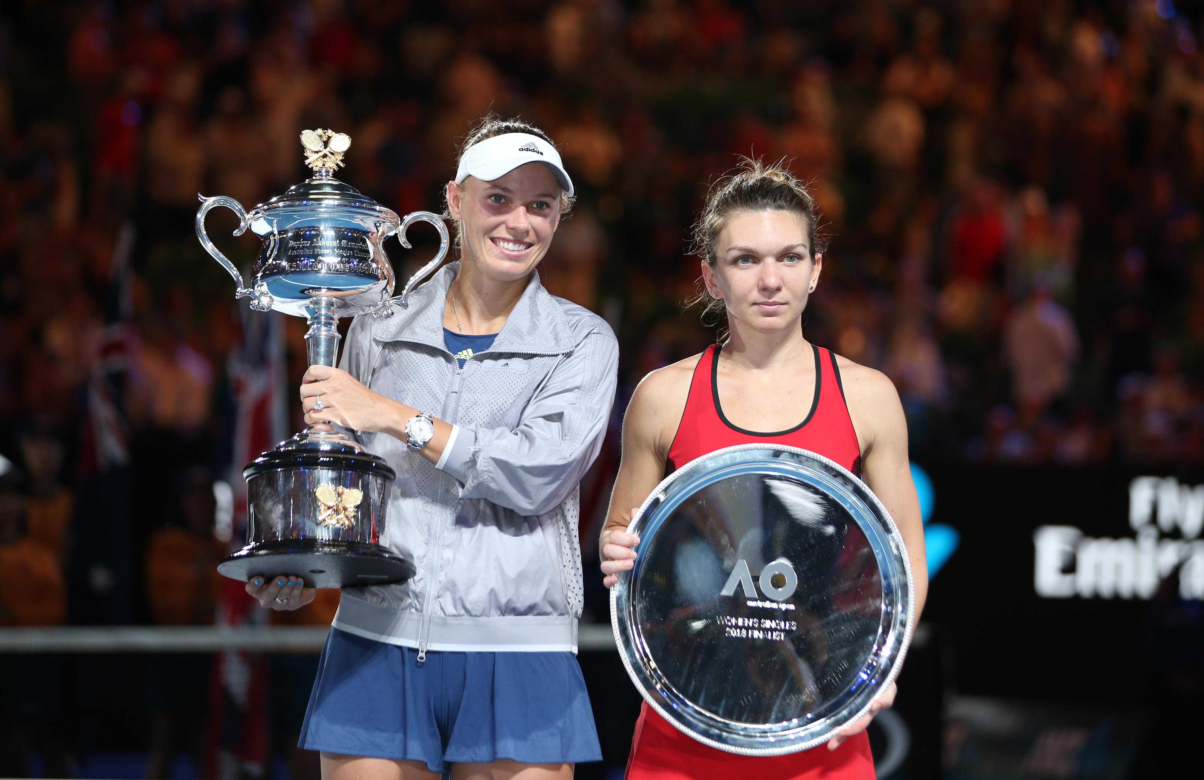 Reacția fostului sponsor al Simonei Halep, după finala pierdută la Australian Open