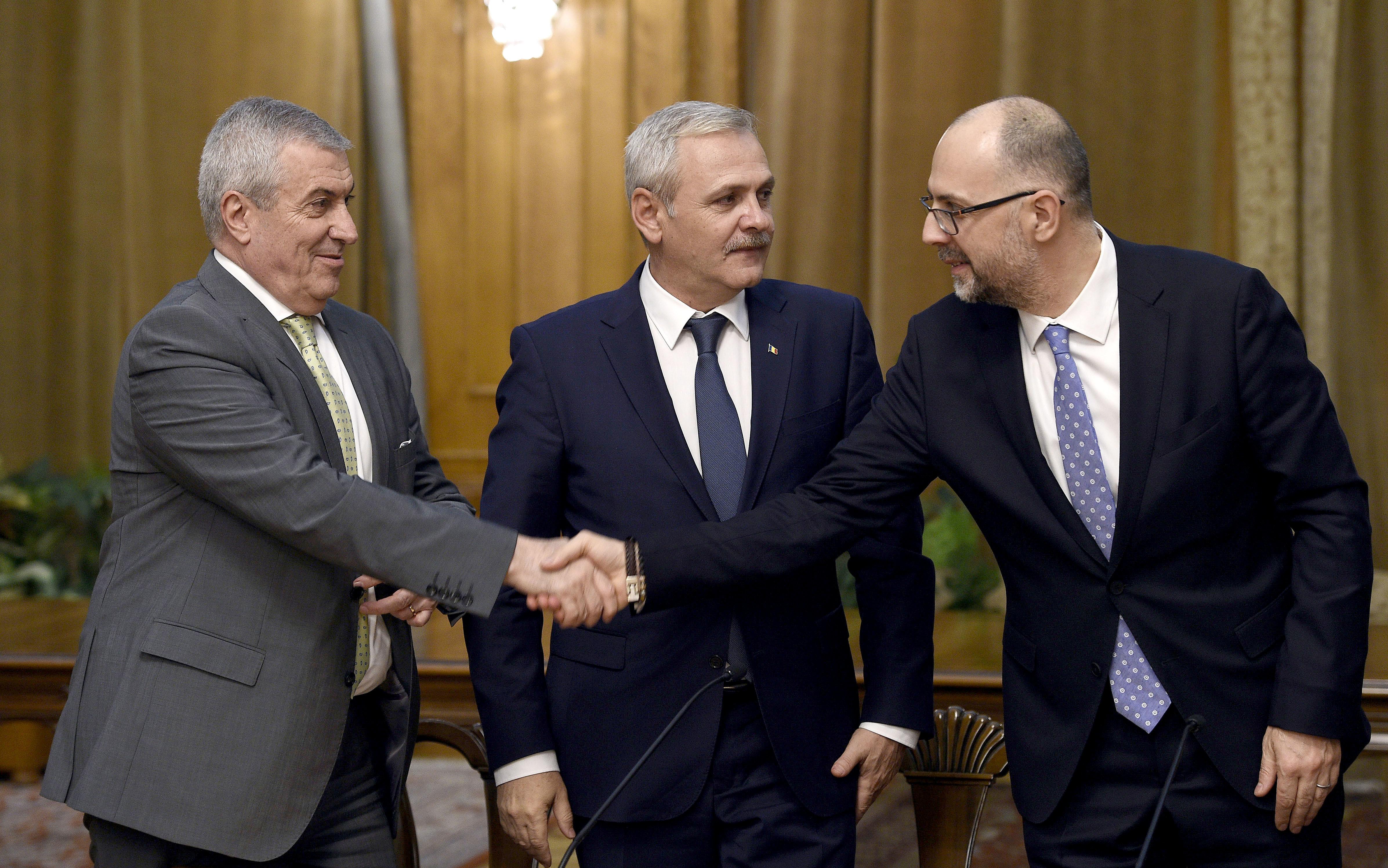 Legea Offshore dezbină coaliția PSD-ALDE. Dragnea ar fi introdus 2 modificări peste noapte
