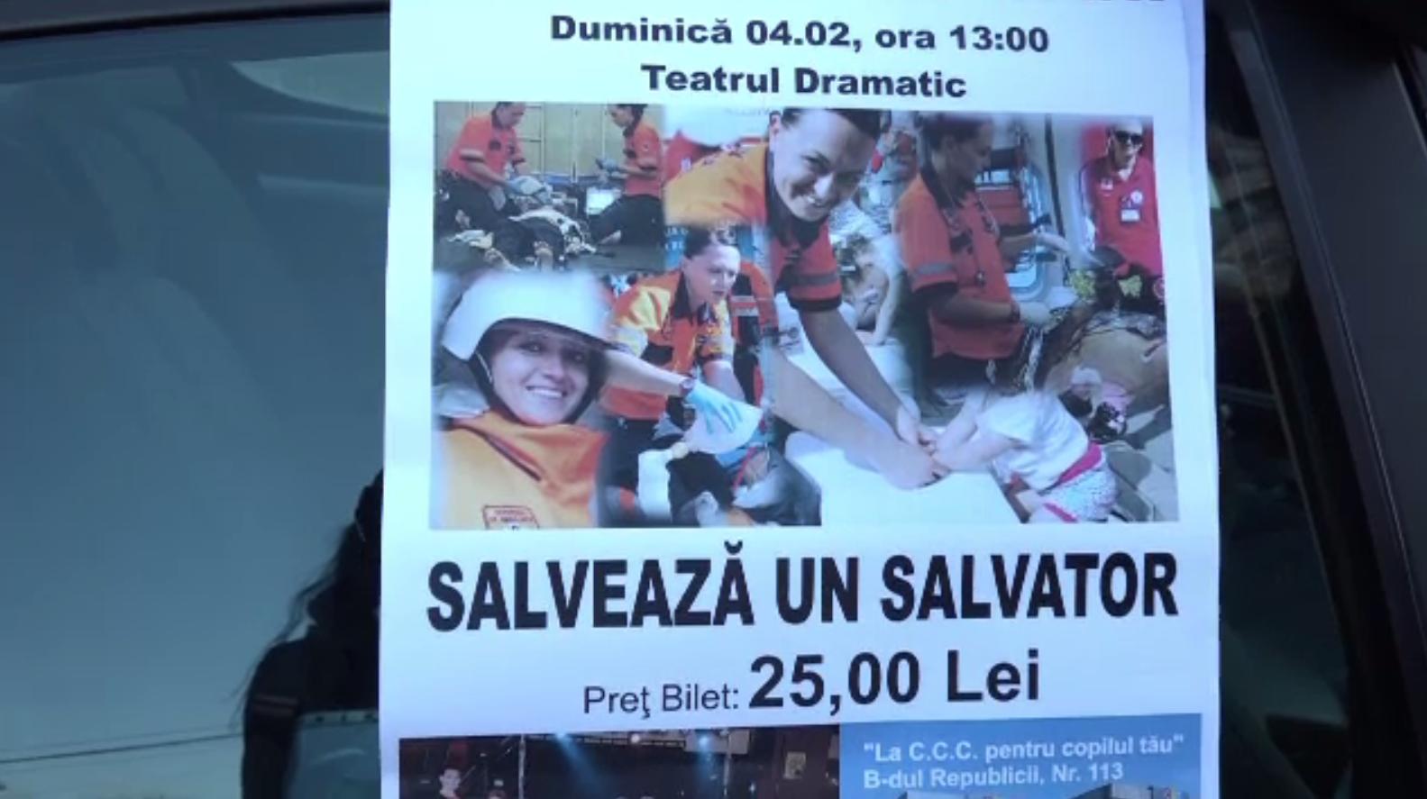 Asistenta gravidă din Cluj, diagnosticată cu o tumoare la genunchi, a ajuns de urgență la spital