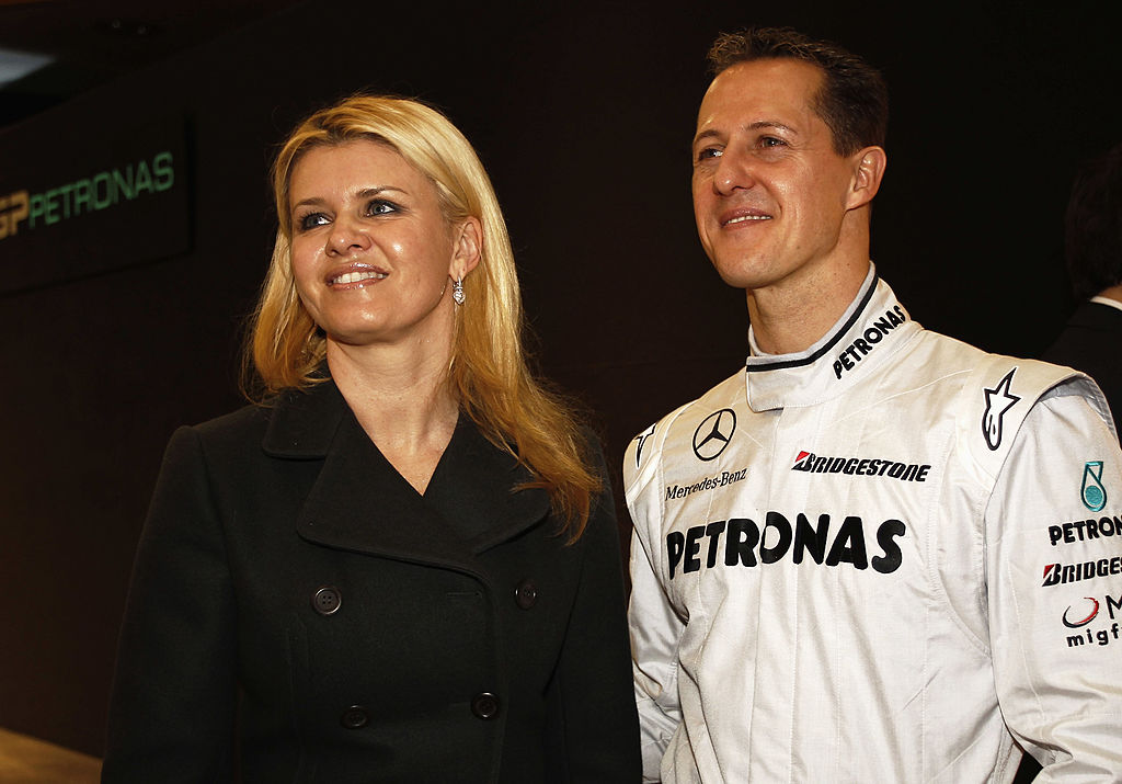 Soția lui Michael Schumacher, primele declarații despre accidentul suferit de fostul pilot, în urmă cu aproape opt ani