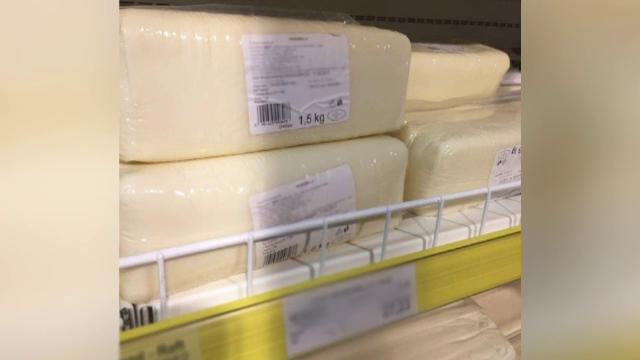 Păcăliți cu falsuri. Ce conțineau în realitate produse pe bază de brânză sau unt