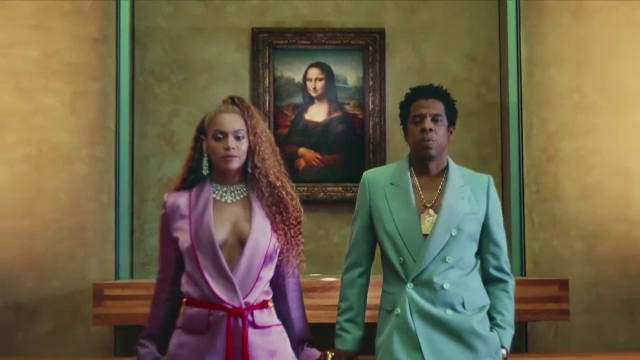 Număr record de vizitatori la Luvru, în 2018, datorită lui Beyonce și Jay-Z
