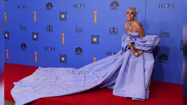 Omagiul emoționant adus de Lady Gaga actriței Judy Garland, la Globurile de Aur 2019