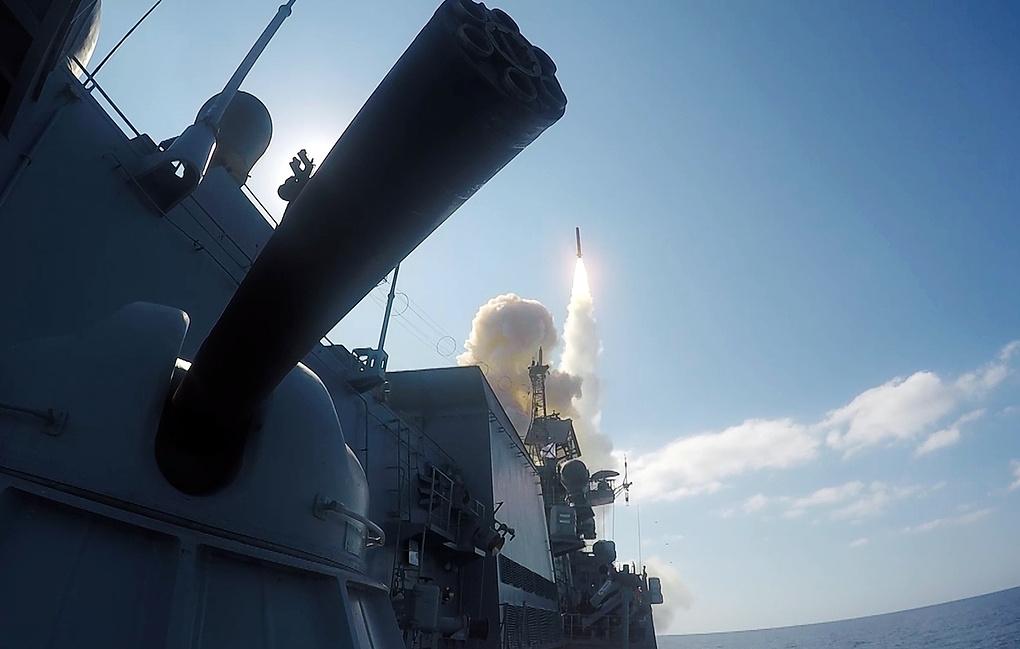 Rusia ar fi instalat rachete nucleare în zona de litoral a Mării Negre