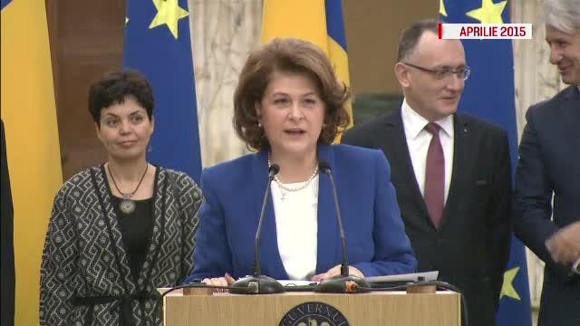 """În 2015, Rovana Plumb anunța un """"program istoric"""" cu UE. După 4 ani, a atras 0,5% din bani"""