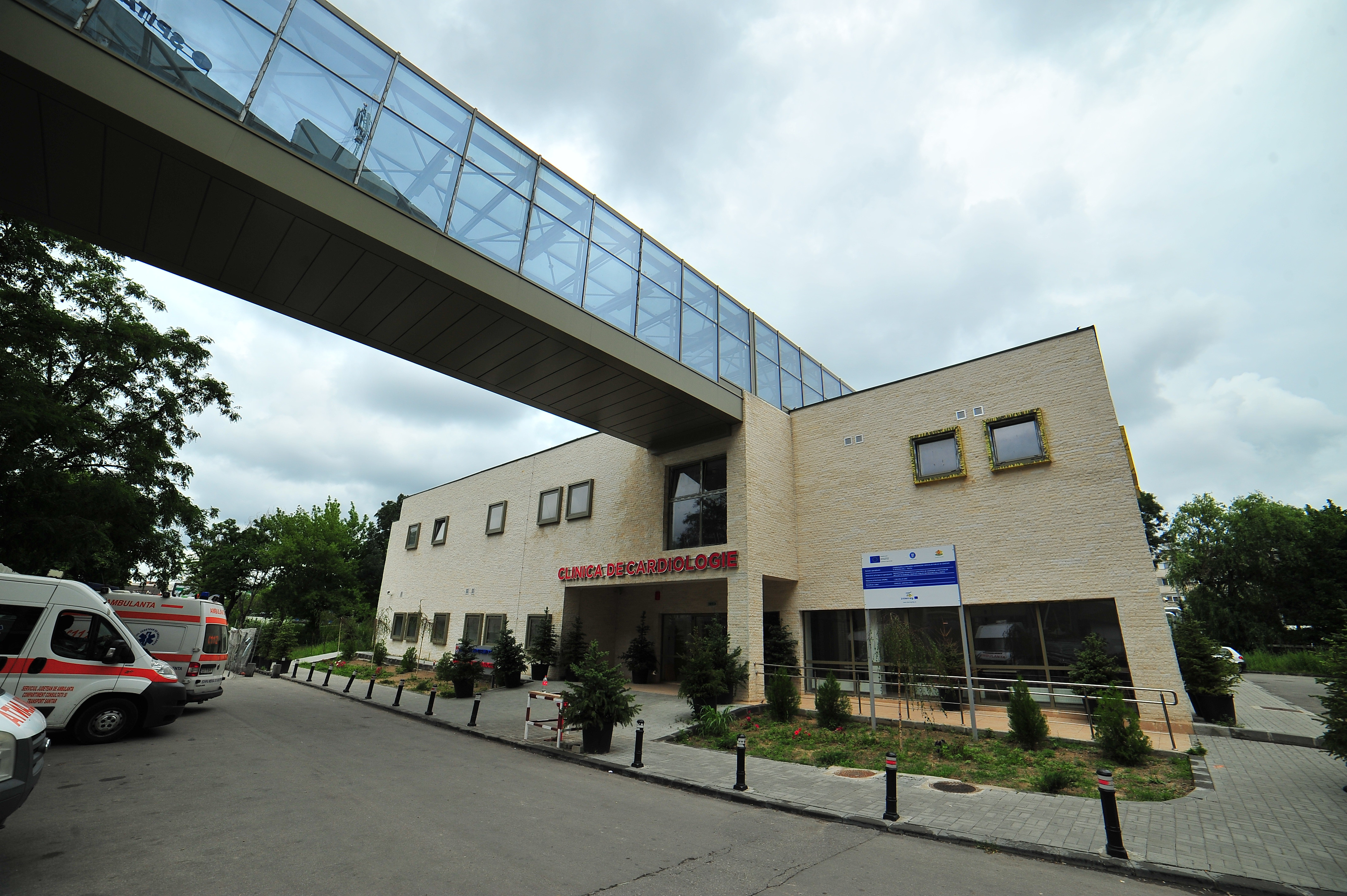 Medicii spitalului de Urgență Craiova nu mai mănâncă la cantina unității, în semn de protest