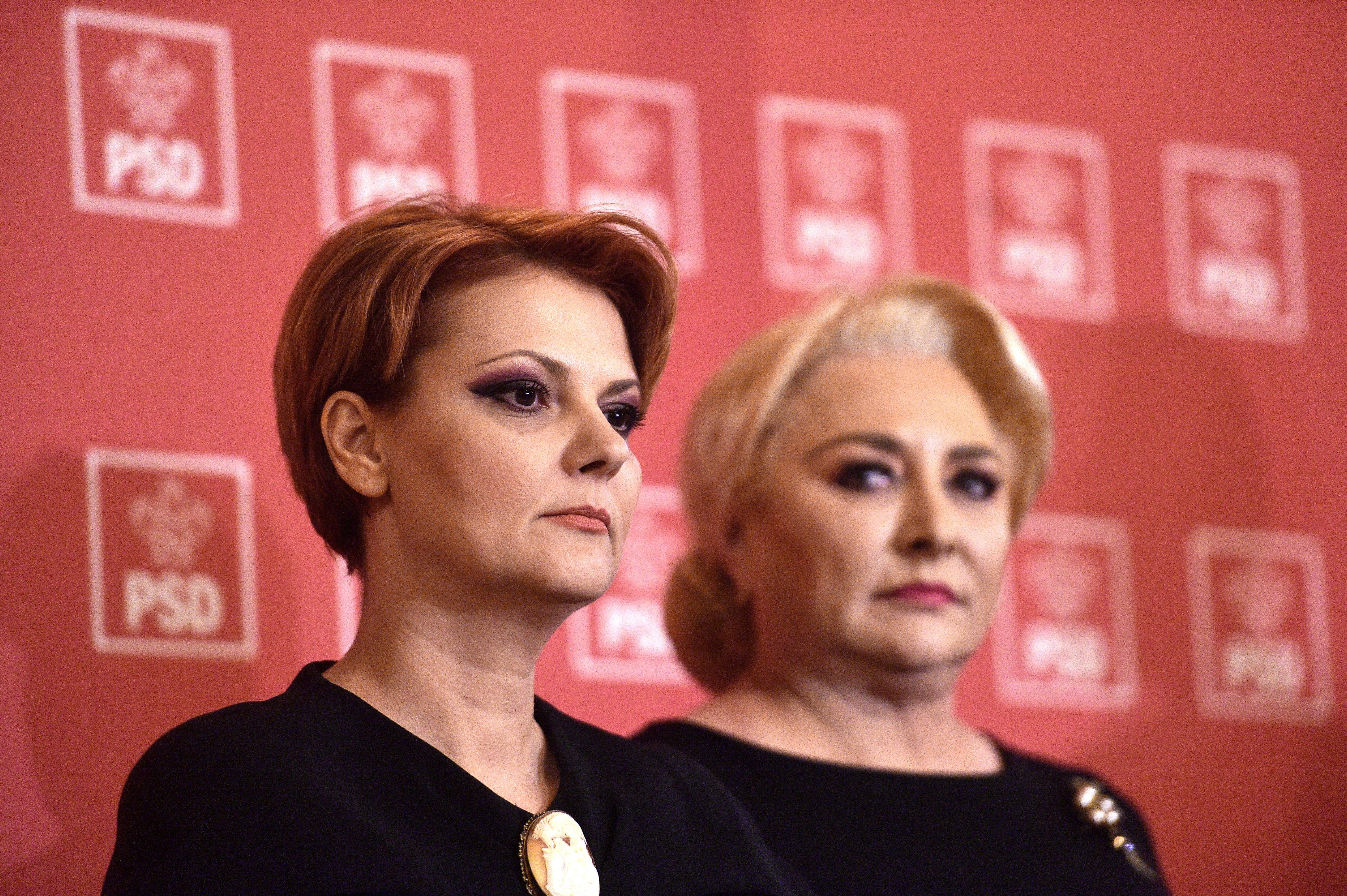 """Olguța Vasilescu: """"Îmi retrag candidatura pentru funcția de vicepremier și ministru al Dezvoltării"""""""
