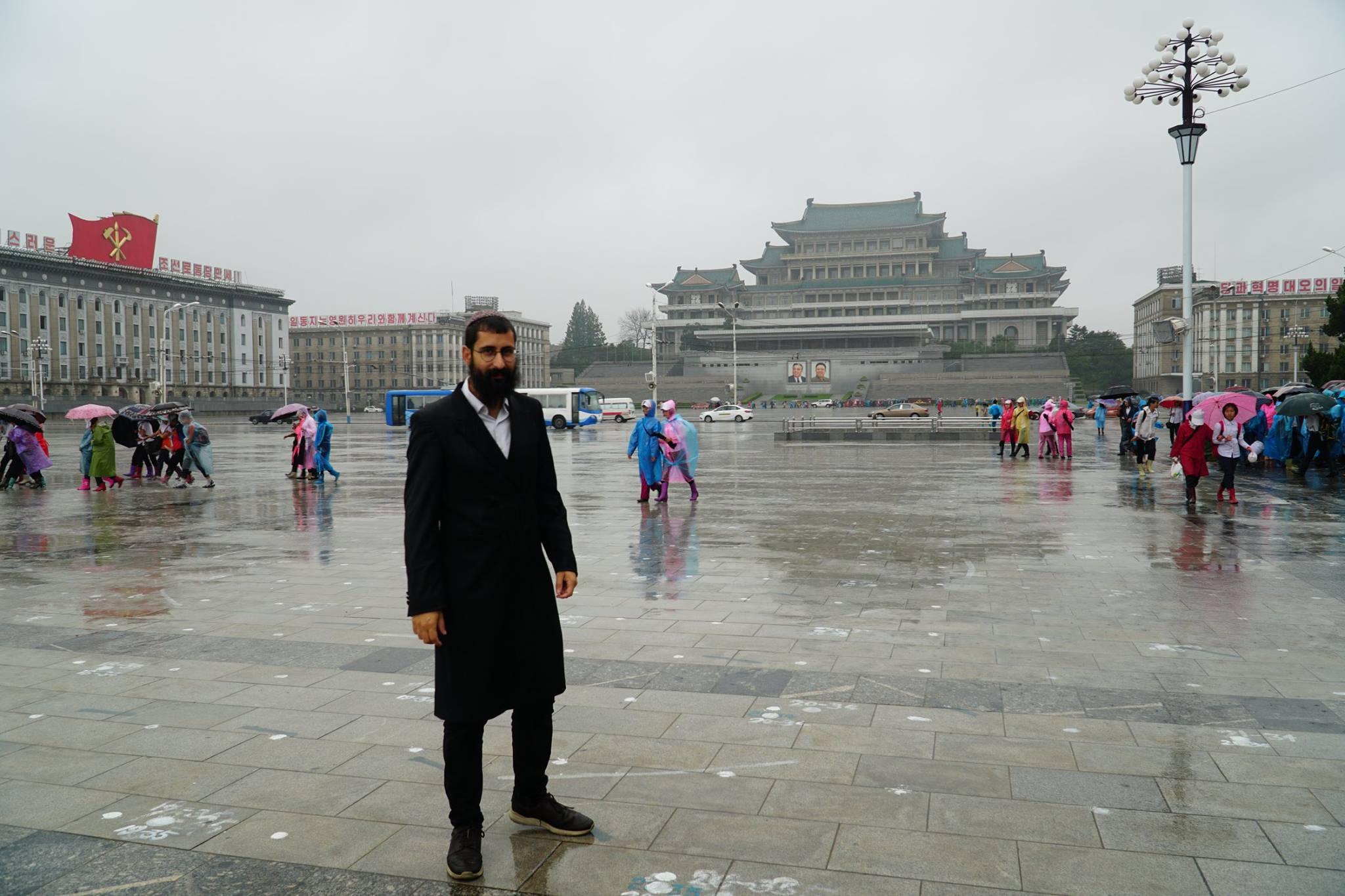 Aventura unui rabin în Coreea de Nord, țară ce pedepsește cu moartea practicarea religiei