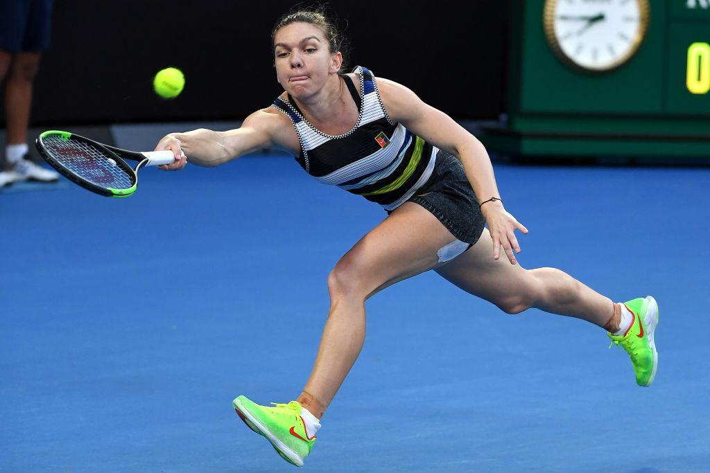 Clasamentul WTA: Simona Halep a coborât pe locul 3. Naomi Osaka are un avans imens