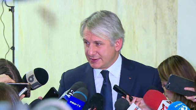 Liderii PSD au decis ca Eugen Teodorovici să fie vicepremier interimar