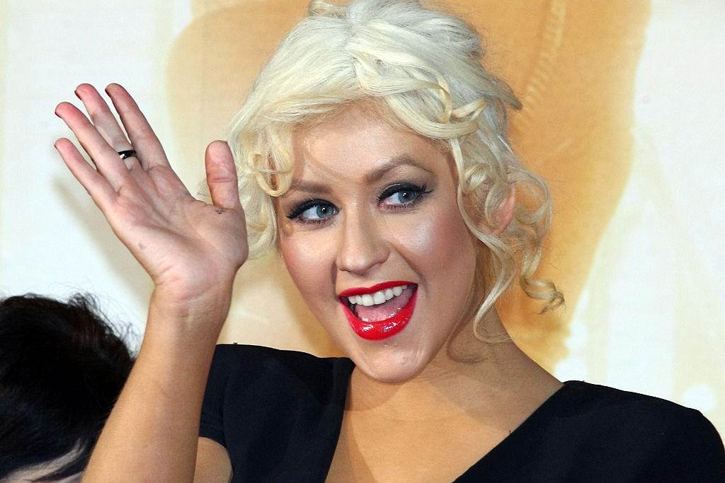 Christina Aguilera începe o o serie de concerte în capitala distracţiei şi a jocurilor de noroc
