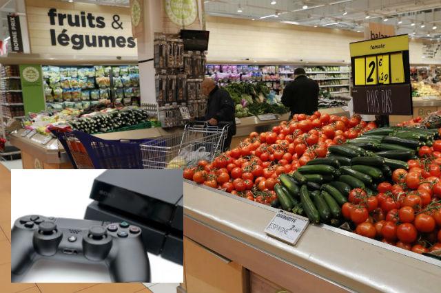 Șmecheria prin care un tânăr a plecat cu un PlayStation 4 plătind doar 9 euro