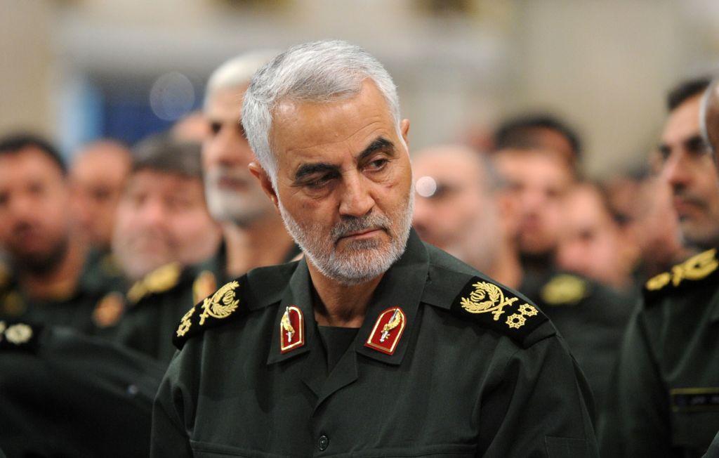 Generalul iranian Qassem Soleimani, ucis la ordinul lui Donald Trump într-un raid aerian