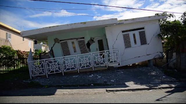 Un nou cutremur puternic în Puerto Rico, cu magnitudinea de 6,6