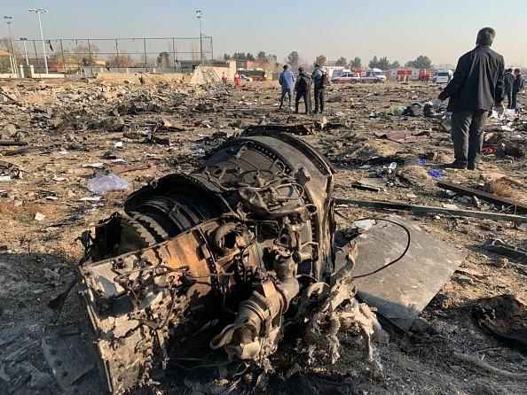 Experţii ucraineni au obţinut acces la cutiile negre ale avionului prăbuşit în Iran