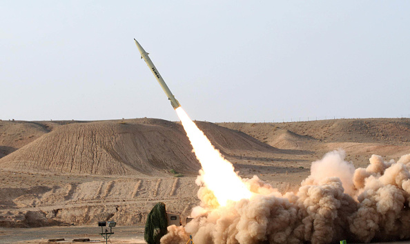 Trei rachete au căzut pe ambasada americană din Bagdad