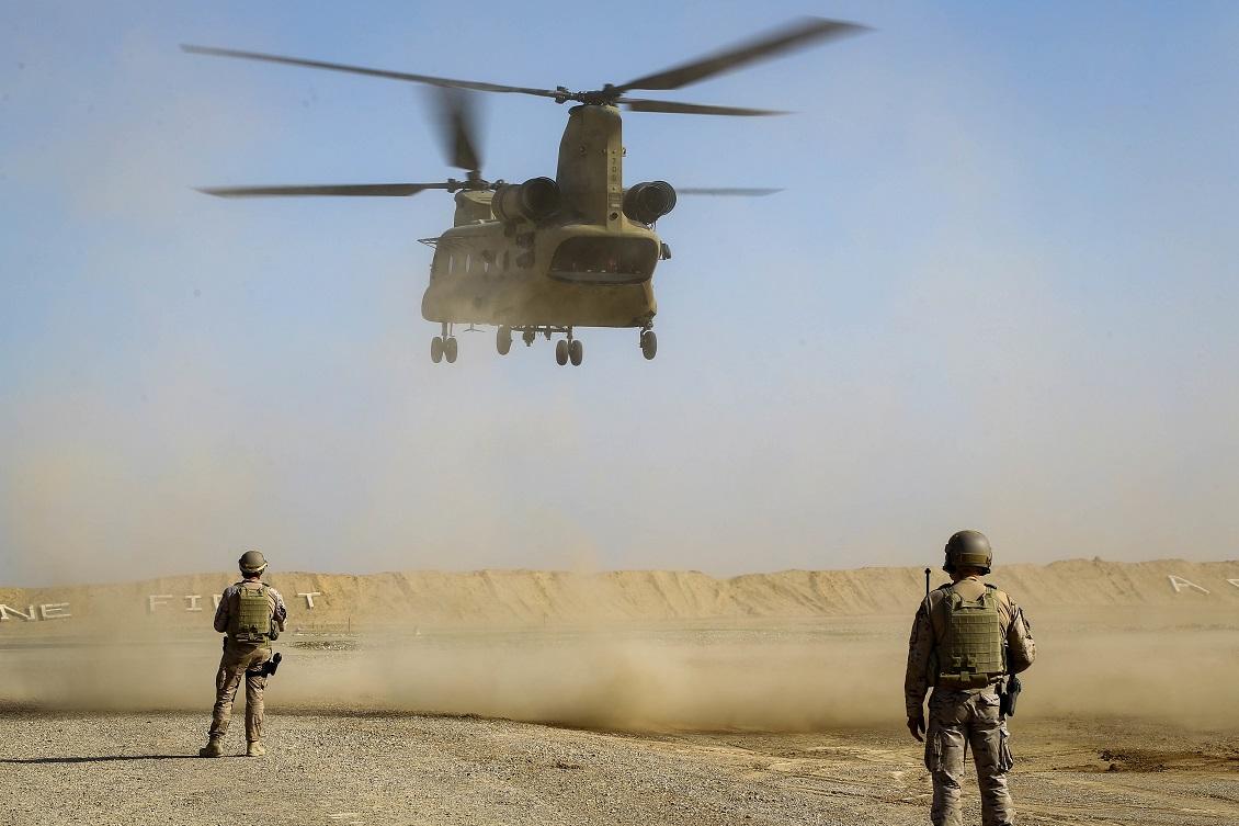 Un nou atac în Irak, asupra unei baze militare unde staţionează soldaţi americani