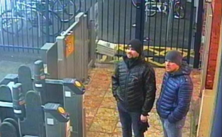 Doi spioni ruşi