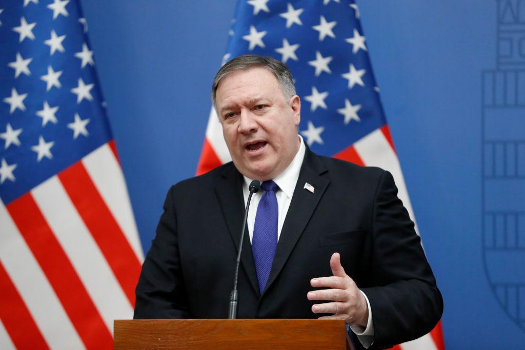 Pompeo: Avem informații că Soleimani pregătea atacuri asupra unor ambasade americane